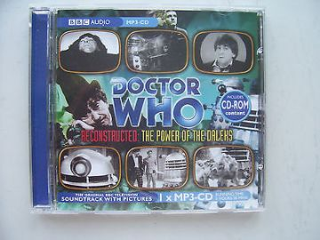 Doctor Who Power of the Daleks MP3-CD